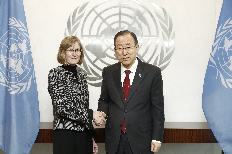 Australia's role in the UN - United Nations Association of Australia