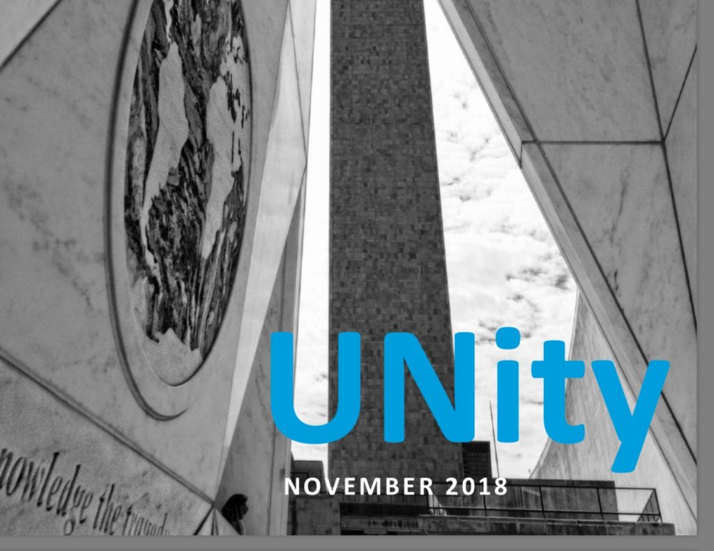 dc9844fd Latest UNity News - United Nations Association of Australia
