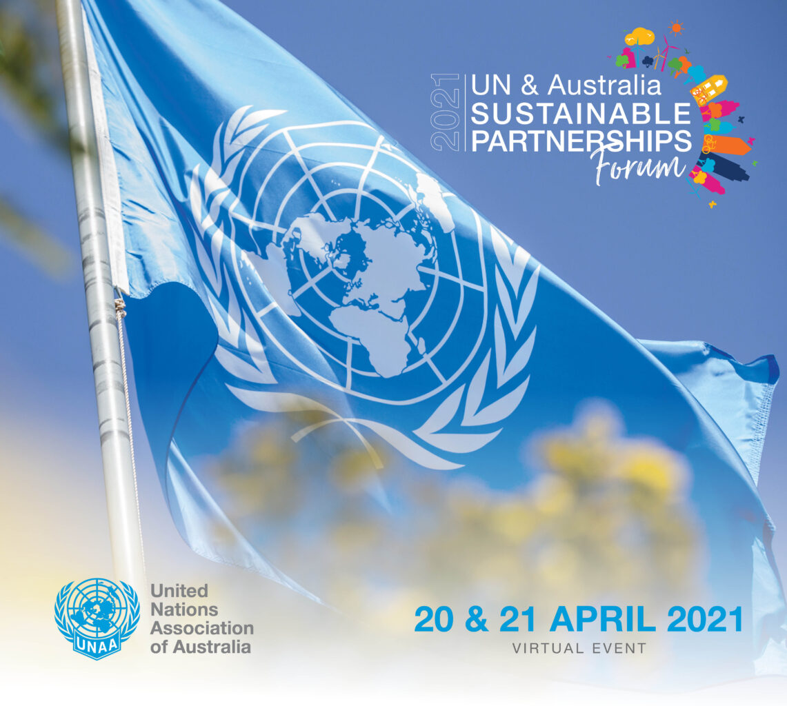 UN & Australia Sustainable Partnerships Forum