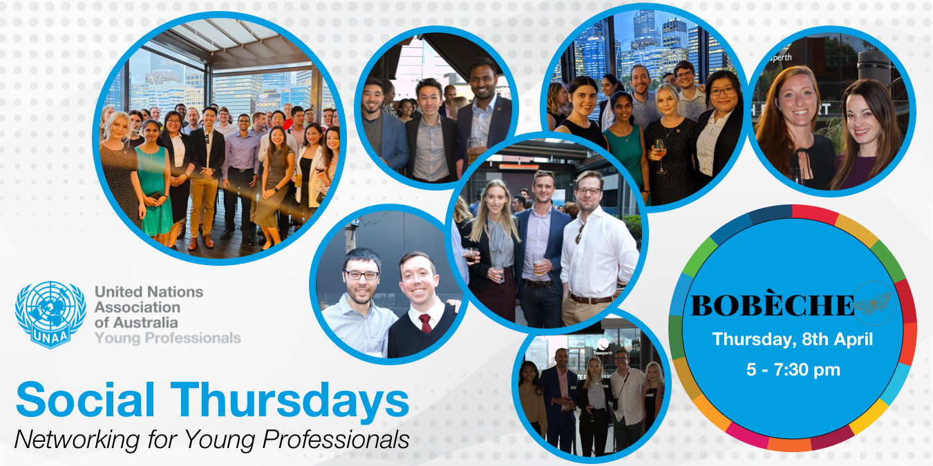 Social Thursdays Young Professionals Networking Perth