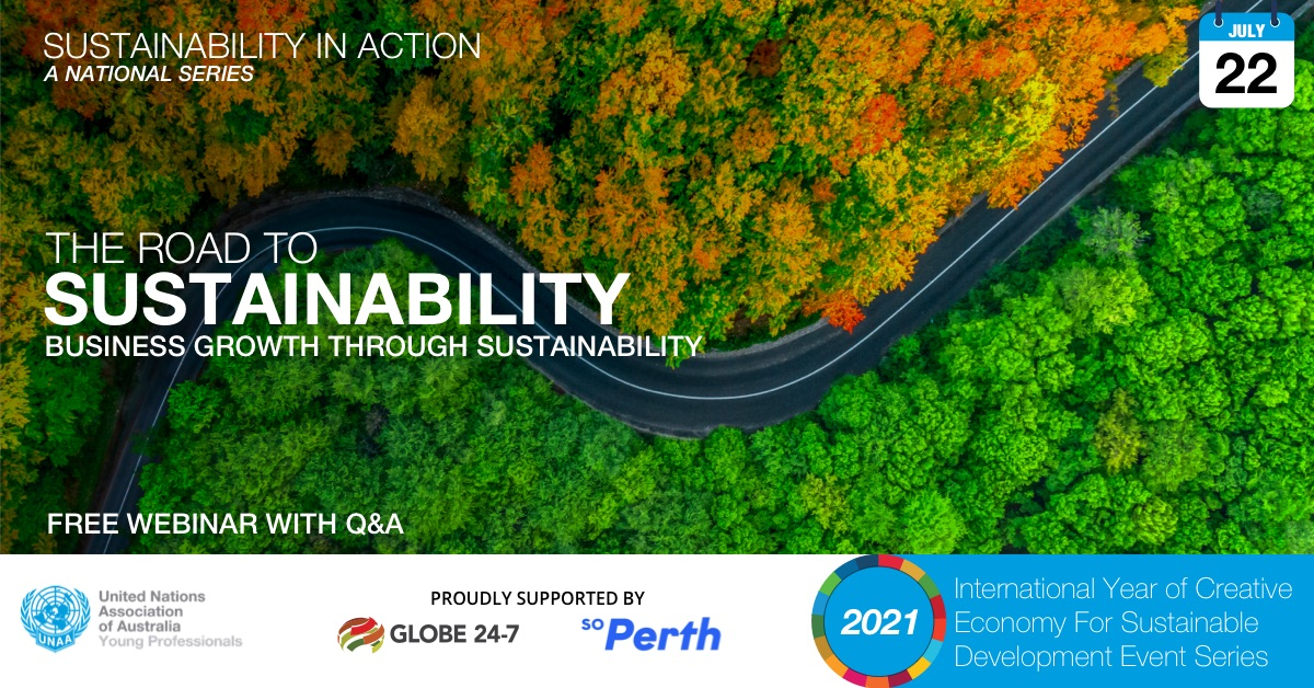 Business Sustainability Series FB Cover